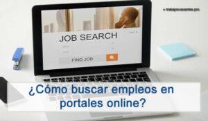 Como buscar ofertas de empleo en portales online