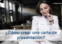 como crear una carta de presentacion para curriculum