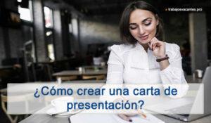 Guía para crear una carta de presentación para currículum
