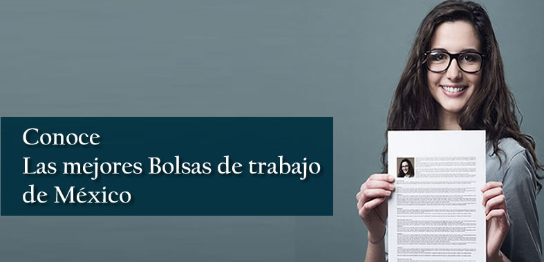 Las Mejores bolsas de empleos en México para buscar trabajo