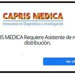 Recluta: capris.co.cr