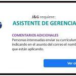 Recluta: jygsolucioneslaborales.com