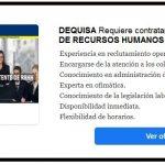 Recluta: dequisacr.com